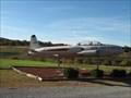 Image for T-33 jet trainer - Bowser Ridge - Kingsport, TN