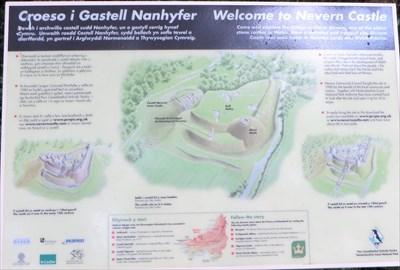 Croeso i Gastell Nanhyfer
