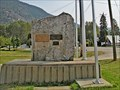 Image for Royal Canadian Legion Cenotaph - Salmo, BC