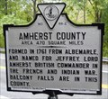 Image for Amherst County/Bedford County