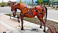 Image for Rusty the Horse: Public Sculpture for Rossland