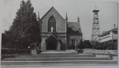"""Taken in 1936, from """"St Mary"""