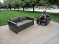Image for Bob Newhart Statue  -  Chicago, IL