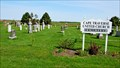 Image for Cape Traverse United Church Cemetery - Cape Traverse, PEI