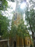 Image for Bell Tower, St Peter & St Paul, Upton-upon-Severn, Worcestershire, England