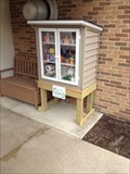 Image for Overisel Christian Reformed Church Micro Pantry - Overisel, Michigan USA