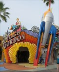 Image for Flash Gordon Store - Toon Island - Orlando, Florida, USA.