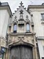 Image for Portail de l'hôtel des Trésoriers de Saint-Martin - Tours, France