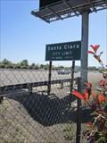 Image for Santa Clara, CA - Pop: 109,106 (Southbound 101)