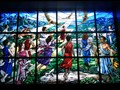 Image for Stained Glass at the Masonic Home Chapel - Burlington, NJ