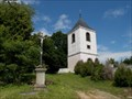 Image for Kríž u kostela Nanebevzetí Panny Marie - Kotoun, okres Plzen-jih, CZ
