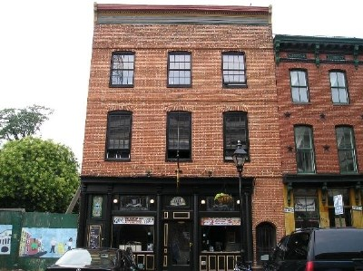 Waterfront Hotel Fells Point Baltimore Md Antique Hotels On Waymarking