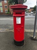 Image for Victorian Pillar Box - Radford Road, Leamington Spa, Warwickshire, UK