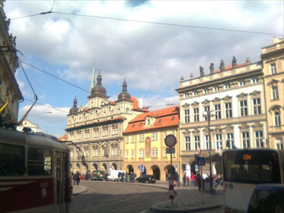 Malostranská beseda (Malá Strana, Prague)