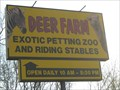 Image for Smoky Mountain Deer Farm and Exotic Petting Zoo - Sevierville, TN