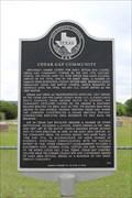 Image for Cedar Gap Community