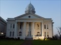 Image for Colbert County Courthouse Clock - Tuscumbia, AL