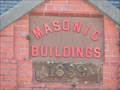 Image for 1889 - Masonic Buildings, Water Street, Ramsey, Isle of Man