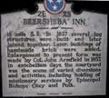 Image for BEERSHEBA INN ~ 2E 25