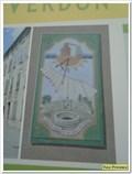 Image for Cadran solaire de la mairie - Moriez, France
