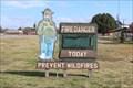 Image for Smokey Bear - Haileyville, OK