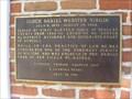 Image for Judge Daniel Webster Virgin - Genoa, NV