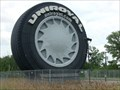 "Image for Uniroyal Tire - ""Thumbwhere"" - Allen Park, Michigan, USA"