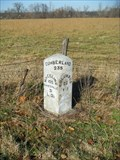 Image for Mile marker east of Kirkersville, Ohio
