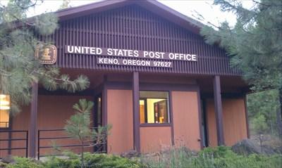 Keno oregon post office