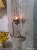 Image for Holy water stoup, St Peter - Monks Eleigh, Suffolk