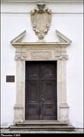 Image for Portal of the Church of St. Augustine / Portál klášterního kostela Sv. Augustina - Valtice (South Moravia)