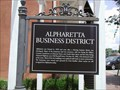 Image for Alpharetta Business District  # 14 - Alpharetta, GA.