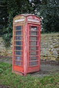 Image for Red Telephone Box - Saxby, Leicestershire, LE14 2RX