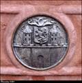 Image for Znak Kolína na kašne / CoA of Kolín on Fountain - Kolín (Central Bohemia)