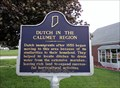 Image for Dutch in the Calumet Region  -  Highland, IN