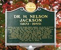 Image for Dr. H. Nelson Jackson - Burlington