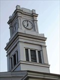 Image for First Congregational Church of East Hartford Clock - East Hartford, Connecticut