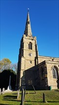 Image for Bell Tower - St Michael - Stoney Stanton, Leicestershire