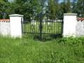 Image for židovský hrbitov / the Jewish cemetery, Písek,  Czech republic