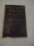Image for Alexander Hamilton U.S. Custom House - NYC, NY