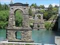 Image for Alexandra Bridge Piers and Towers - Alexandra, New Zealand