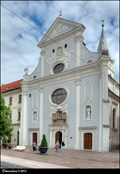 Image for Seminary church of St. Anthony of Padua / Seminárny kostol sv. Antona Paduánskeho - Košice (East Slovakia)