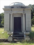 Image for Winfield Scott Mausoleum - Oakwood Cemetery Historic District - Fort Worth, TX