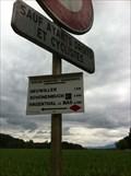 Image for Way of St. James Marker - Neuwiller, Alsace, France