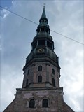 Image for St. Peter's Church Bell Tower - Riga, Latvia