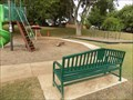 Image for Bob Fenimore bench - Stillwater, OK