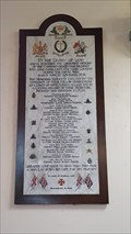 Image for Memorial Tablet - St Bartholomew - Bobbing, Kent