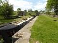 Image for Caldon Canal - Lock 11 - Hazelhurst Flight Middle Lock - Endon, UK