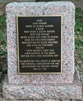 Image for John Brown's Death - Harpers Ferry, West Virginia