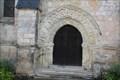 Image for Porte de l'Eglise St Gervais et St Protais de Savonnières, Centre, France